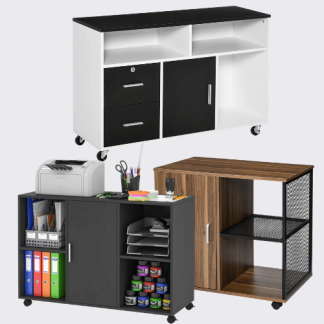 Printer Stand Cabinets