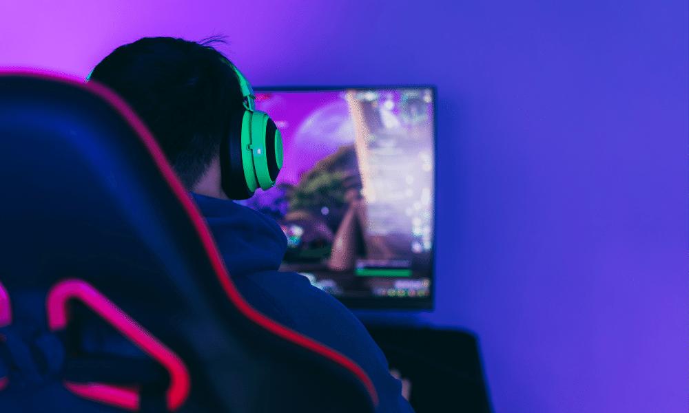 gamer gaming chair