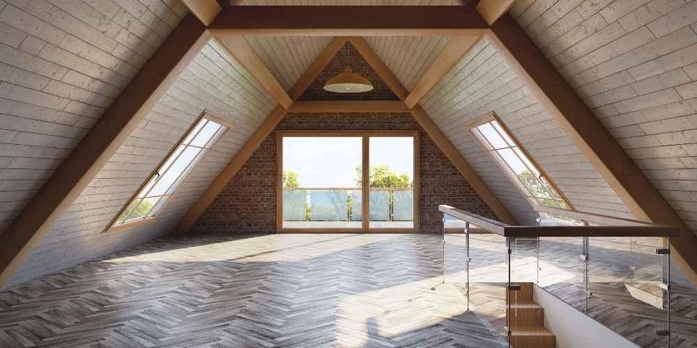 home office loft conversion